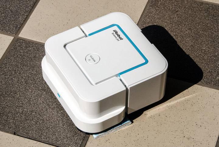 Braava jet il robot lavapavimenti economico di irobot - Folletto aspirapolvere e lavapavimenti ...